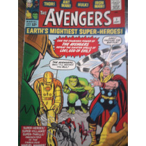 Marvel Comics Los Vengadores Portadas Famosas Avengers
