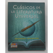 Clásicos De La Literatura Universal /fournier / González.