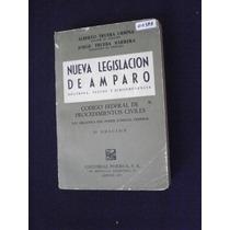 Nueva Legislacion De Amparo - Porrua