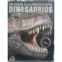 Libro Un Viaje A La Prehistoria Dinosaurios Jurassick Park
