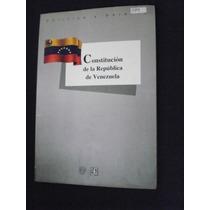 Constitucion De La Republica De Venezuela