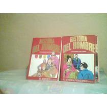 30 Libros Comic La Historia Del Hombre Completa Al 99%