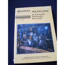 Revista Mexicana De Ciencias Políticas Y Sociales