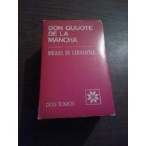 Don Quijote De La Mancha / Miguel De Cervantes / Bruguera