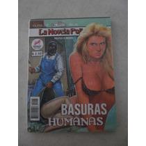 Novela Policíaca- Basuras Humanas #2053 Año Xl 13/02/98
