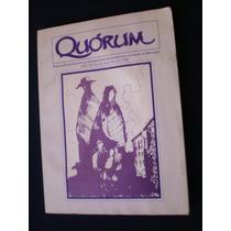 Quorum - Revista Del Senado Num 11
