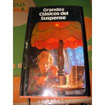 Libro Grandes Clasicos Del Suspense, Los Tres Ataudes