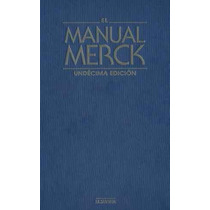 Manual Merck De Diagnostico Y Tratamiento
