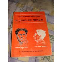 Libro Mujeres De Mexico, Ricardo Covarrubias, Ayuntamiento D