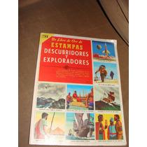 Libro Un Libro De Oro De Estampas, Discubridores Y Explorado