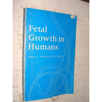 Libro Fetal Growth , In Humans , 180 Paginas , Año 1979