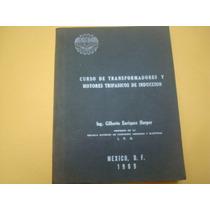 Gilberto Enríquez Harper, Curso De Transformadores Y Motores