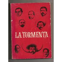 Libro Novela Ilustrada La Tormenta Enrique Lizalde De 1967