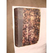 Libro Antiguo 1869, Curso Completo De Geografia Universal,