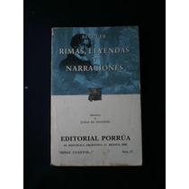 Gustavo Adolfo Becquer- Rimas Leyendas Y Narraciones