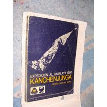Libro 1980, Expedicion Al Himalaya 1980, Kanchenjunga, 169 P