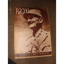 Revista Antigua 1 De Enero 1945, Revista Proa , Segunda Gue