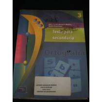 Ortografía - Texto Para Secundaria - Jose C. Pecina