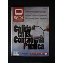 Calidad En La Contaduría Pública Instituto Mexicano De Cont