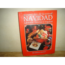 Libro De La Navidad, Adornos, Recetas Y Regalos