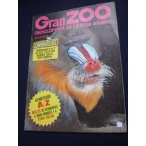 Granzoo. Enciclopedia De La Vida Animal. Bruguera. N°1
