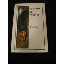 Cuentos De Terror - Editorial Ediciones Leyendas