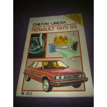 Manual De Reparación Y Afinación Renault Chilton - Limusa