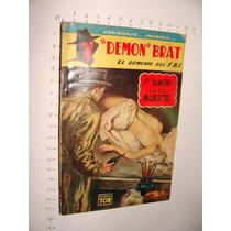 Libro Mi Amor Es La Muerte, Demon Brat, Editorial Tor, Año 1