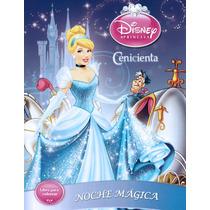 Disney Cenicienta Libro De Actividades Gratis Envio!!!!!!