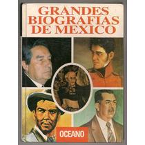 Libro Grandes Biografías De México Pedro Infante Cantinflas