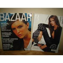Lote Revistas Bazar, Moda