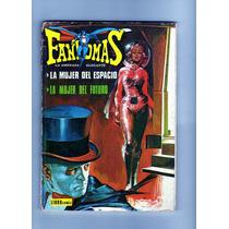 Tlax Libro Comic De Fantomas Especial Tomo Xi De Novaro