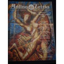 Revista Molino De Letras Año 7 #34 Ismael R.