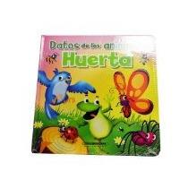 Libro Datos De Los Animales Huerta *cj