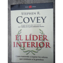 Stephen Covey El Lider Interior