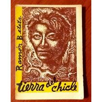 Ramón Beteta Tierra Del Chicle Edición. 1937