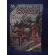Marvel Comic La Espada Salvaje De Conan Novedades Número 116