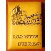 Martín Fierro José Hernández Tapa Dura Ilustrado