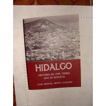 Libro Hidalgo Historia De Una Tierra Que Se Renueva, Juan Ma