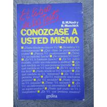El Libro De Los Test Conozcase A Usted Mismo Monchick