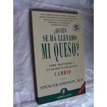 Libro Quien Se Ha Llevado Mi Queso , Spencer Johnson , 106