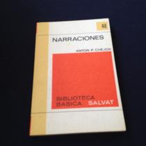 Narraciones, Anton P. Chejov, Salvat Editores