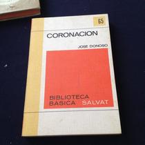 Coronación, Jose Donoso, Salvat Editores