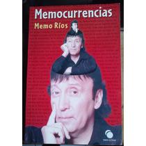 Memo Rios Memocurrencias Libro 1a Ed 2005 Edi Tres Lunas Bvf