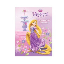 Libros Para Colorear Originales 16 Hojas Rapunzel