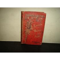 Doloras Y Poemas - Don Ramón De Campoamor - 1892
