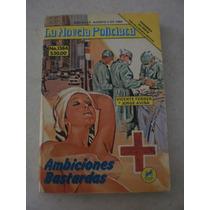 La Novela Policíaca Laura Flores- Ambiciones Bastardas #1384