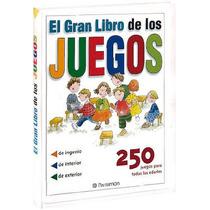 El Gran Libro De Los Juegos 1 Vol Ed. Parramon
