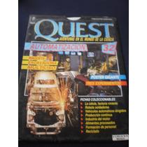 Revista Quest En El Mundo Automatización N32 Excavadora