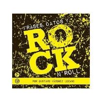 Libro Frases Datos Rock *cj